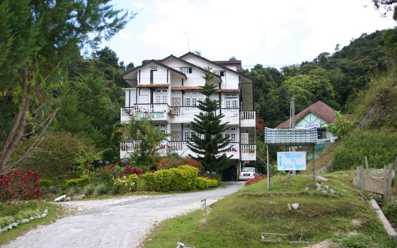 Cameron Highlands : Hillview Inn