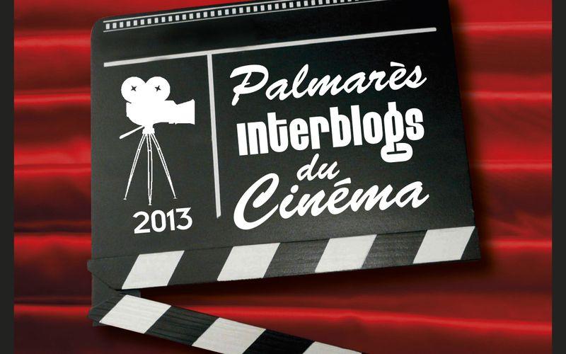 Palmarès Interblogs : classement des films 2013 !