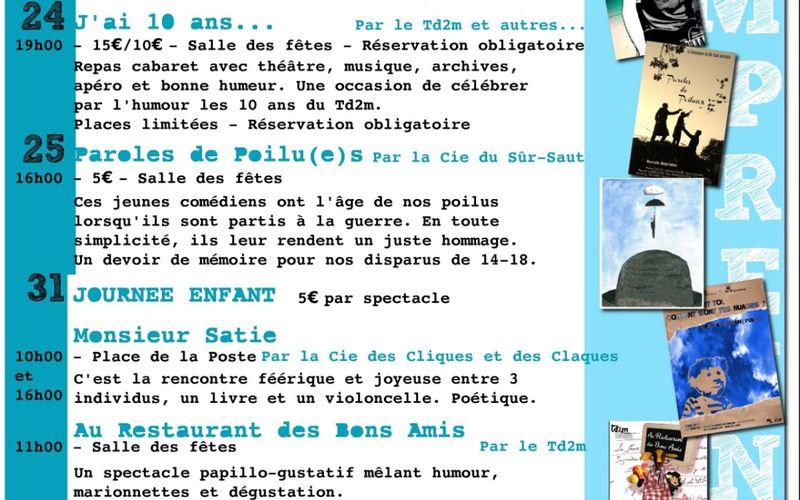 Le Festival Empreintes 2012, c'est now !