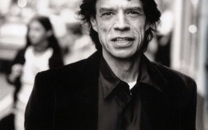 Happy B-Day Mick Jagger!