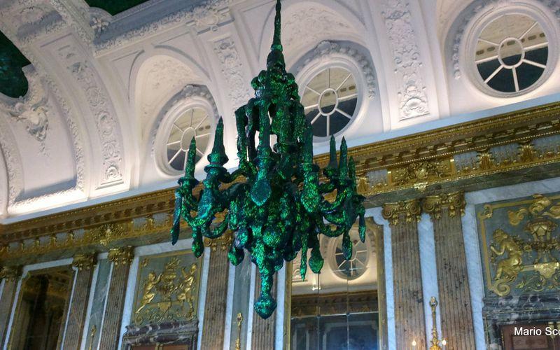 Autour de l'oeuvre de Jan Fabre au Palais Royal de Bruxelles