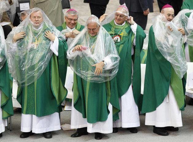 L'Eglise a enfin dit oui au préservatif !