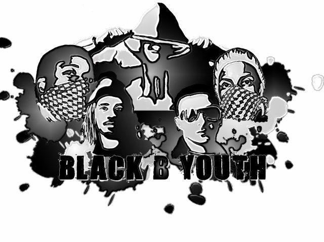 "Black B Youth - clip extrait de la compil ""freestyle de la semaine"""