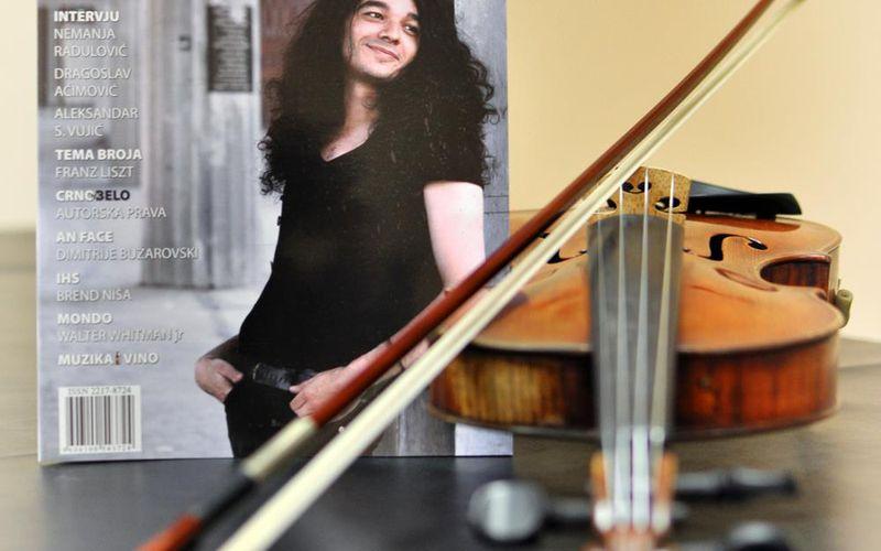 Nemanja Radulovic, concerto pour violon n° 2 - Opus 64 - Allegro appasionato de Mendelsohn