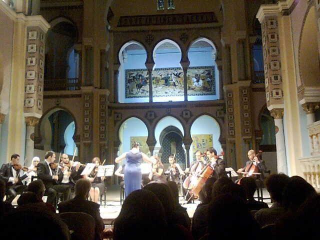 L'Ambassade de la Roumanie à Tunis et Coficab Tunis organisent un concert ce 10 avril 2013