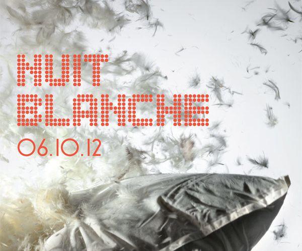 Nuit blanche à Bruxelles, le samedi 6 octobre 2012