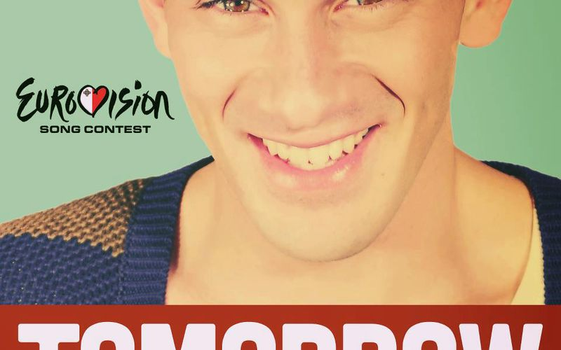 The official lyric video for Gianluca's Tomorrow, Malta's entry to the 2013 Eurovision Song Contest