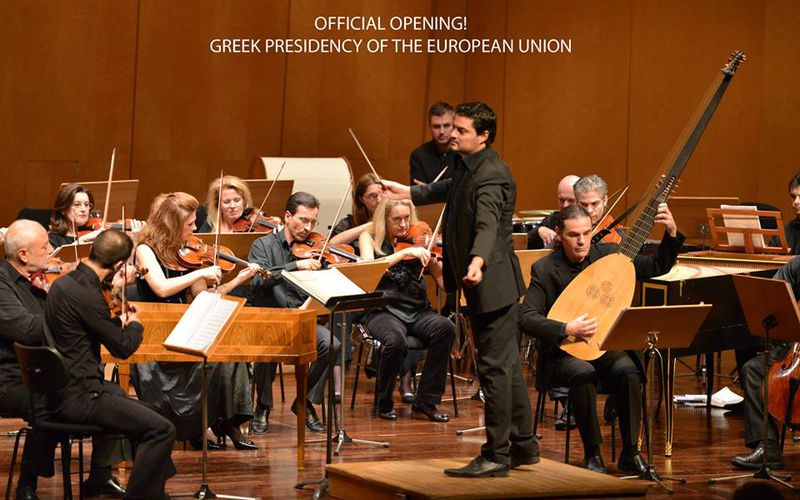 Brussels : Join official opening of the Greek Presidency in BOZAR!