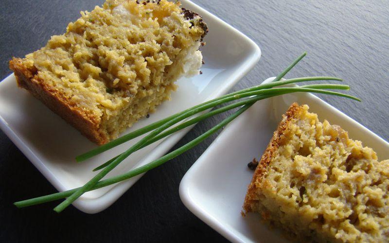 CAKE BETTERAVE ROUGE A LA FETA