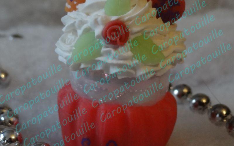 Boule Cupcake