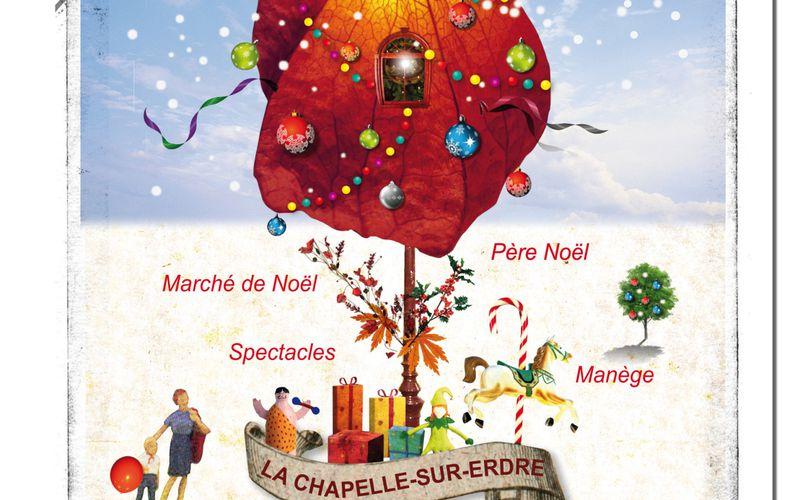 Noël 2013 - La Chapelle sur Erdre
