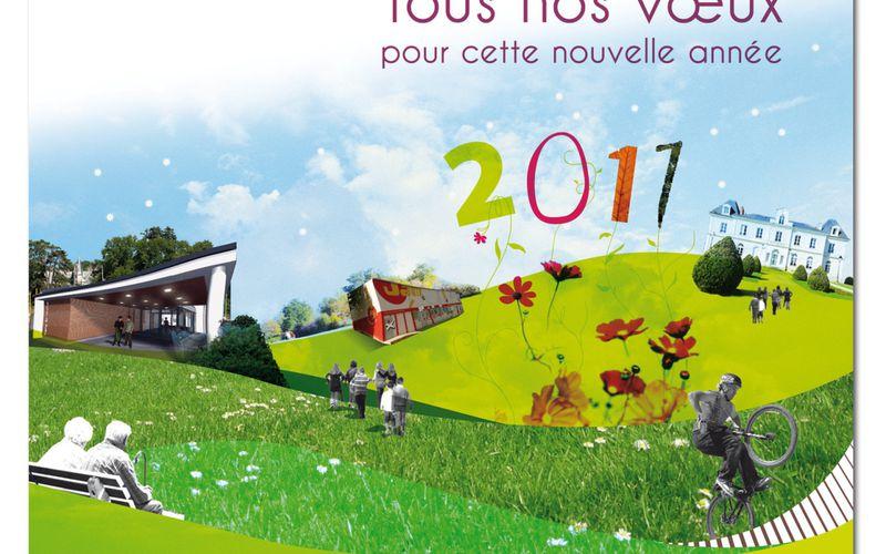 Vœux 2011 - Ville de Chapelle sur Erdre