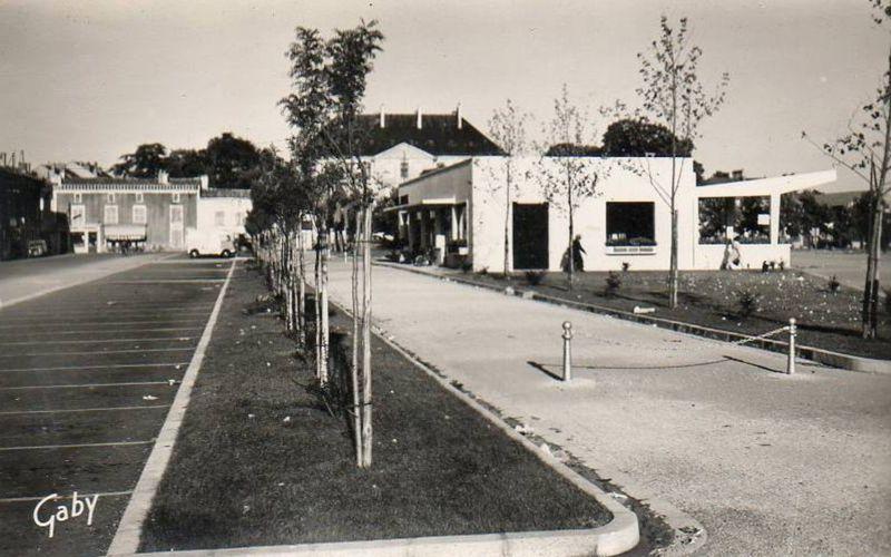 Découvrez la Place de Verdun autrefois