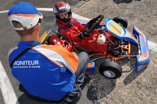 Fontenay-la Michetterie : Ecole Française de Karting !