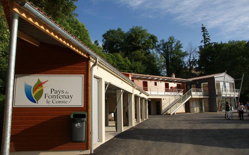 Base de loisirs de Mervent : le Pays de Fontenay le Comte renforce son attractivité !
