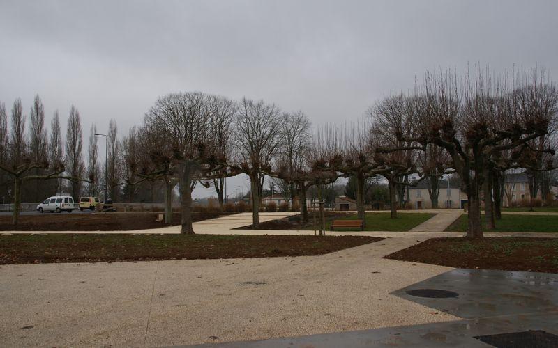 Place de Verdun : skate-parc et fin des travaux...