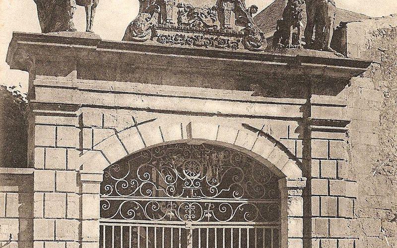 Restauration du portail de Château-Gaillard : renaissance d'un joyau !