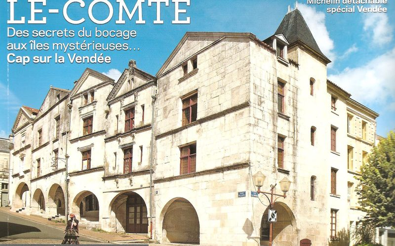 Détours en France : Fontenay le Comte à l'honneur...