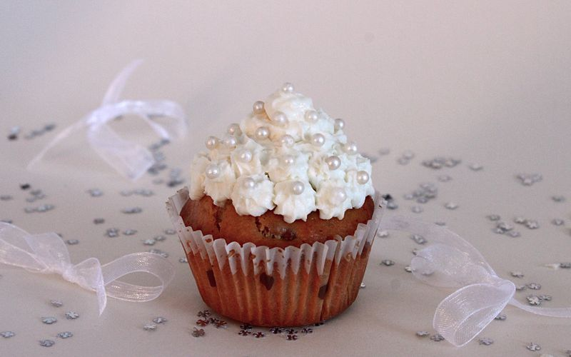 Cupcake royal amande/noisette