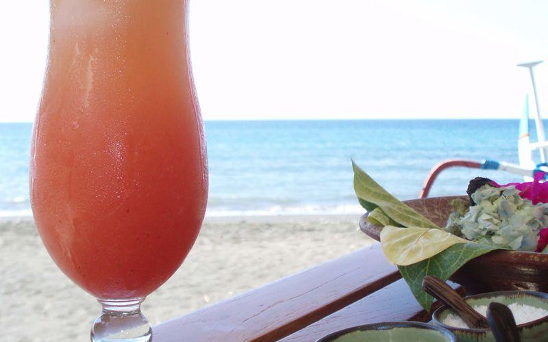 Un joli cocktail Bali Hai pour s'évader...