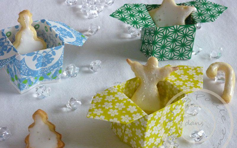 Biscuits de Noël # 1: Sablés au citron