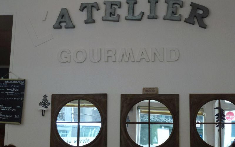 L'atelier gourmand - Lille