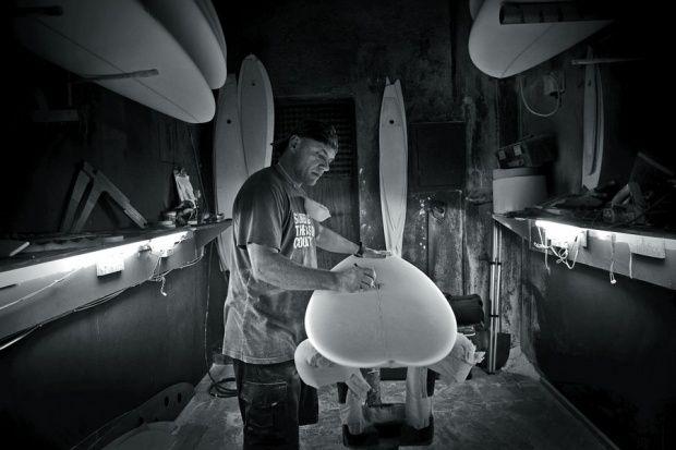 --- CABIANCA & ATAO Surfboards ---