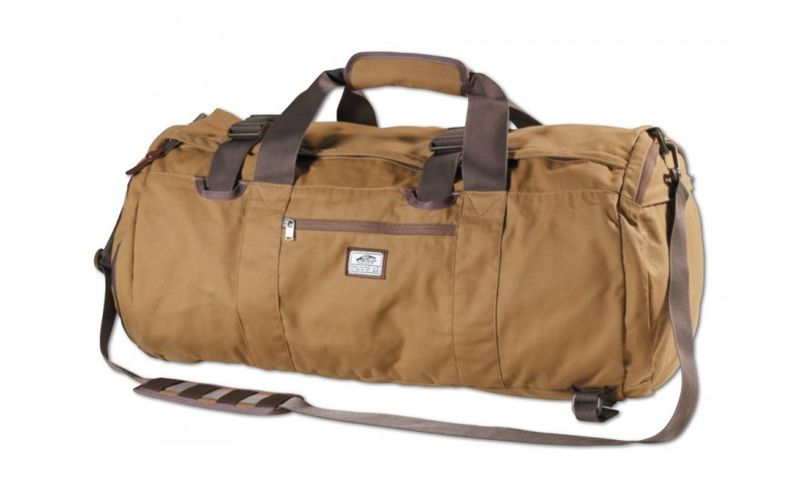 Joel TUDOR VANS Duffle Bag