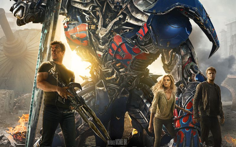Transformers : l'Age de l'extinction ** : ma critique du film !