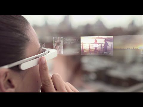 Comment faire fonctionner les Google Glass ?