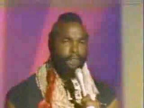 MISTER T - TREAT YOUR MOTHER RIGHT