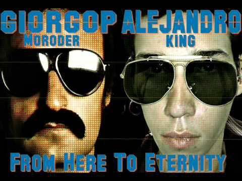"""Giorgio Moroder - """"From Here To Eternity"""" - Remix 2012 (Alejandro King)"""