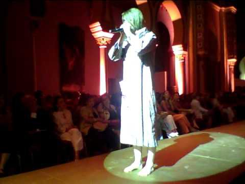 Ahmed Bel Hassani Final du défilé collection 2011 Escale à Shangri La - 16 Juin 2010 - Carthage Tunisie