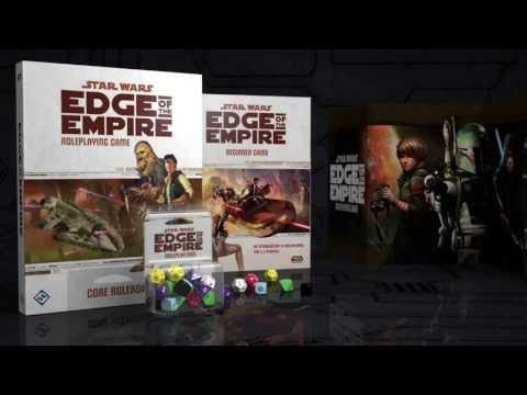 Star Wars FFG - Edge of the Empire EN JEU DE RÔLE