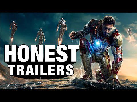 Iron Man 3 et une réimagination d'Iron Man par Mark Whalberg .