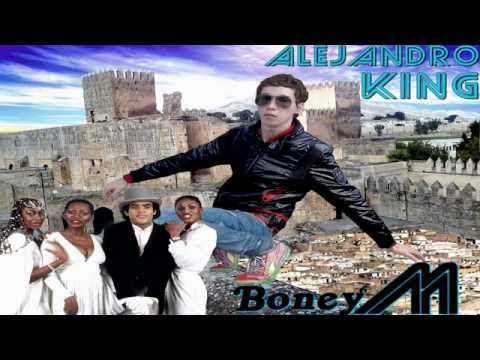"Boney M - ""Daddy Cool"" by Alejandro King"