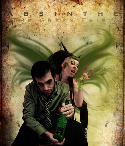 Absinthe: The Green Fairy