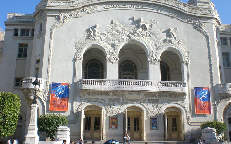 L'Association Carthage Malouf et Musique Tunisienne ouvre sa saison, le 11 octobre 2013, au théâtre municipal de Tunis