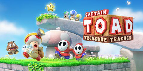 VideoTest Captain TOAD : Treasure Tracker (HD)