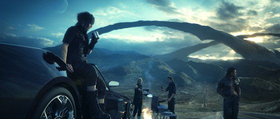 Final Fantasy XV Episode Duscae : Mes Impressions !