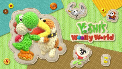 VideoTest ~ Yoshi's Woolly World (HD)(WiiU)