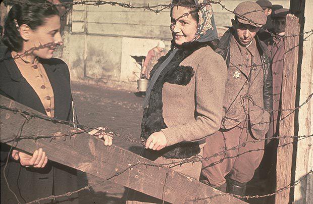Des photos rares d'un ghetto en Pologne, sous l'objectif du photographe de Hitler