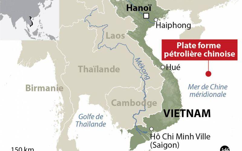Vietman : le ras-le-bol de la Chine