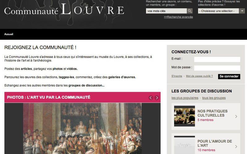 Game over pour la Communauté Louvre