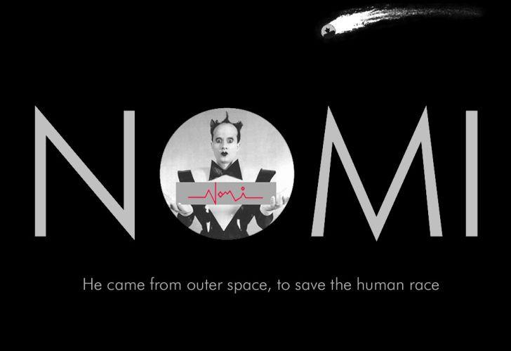L'opéra de poche avec Klaus Nomi
