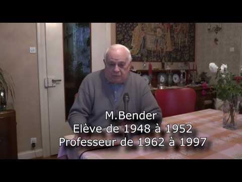 Témoignage de M.Bender : La suite