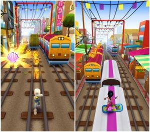 Tips for coins in subway surfers game