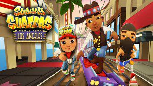 Subway Surfers Cheats for the Android