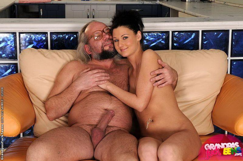 фото секс молодых со старыми