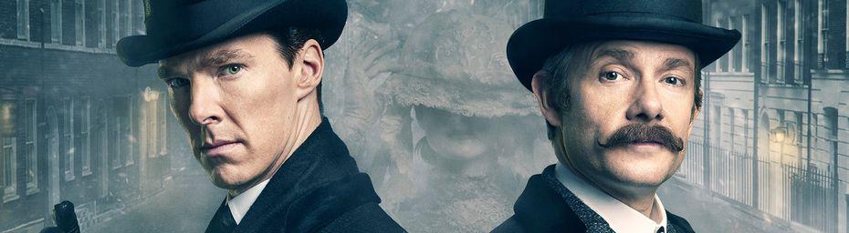 Sherlock (Intégrale saison 1 à 3)